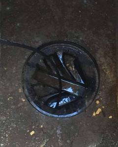 απόφραξη σε φρεάτιο με τη χρήση πιεστικού μηχανήματος στο Καβούρι